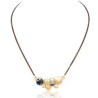 Kette mit Kristallen von Swarovski® Damen Halskette von NOBEL SCHMUCK